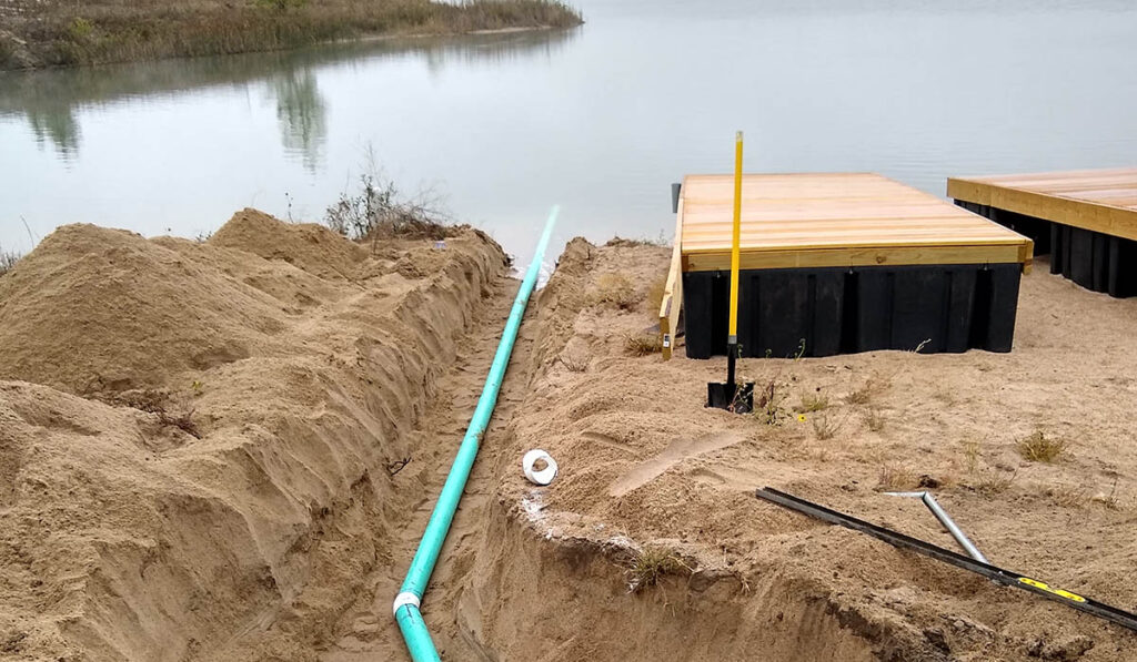 Drainage Products and Installation